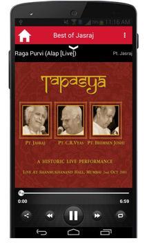 Best Of Pandit Jasraj Songs screenshot 5