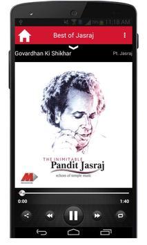 Best Of Pandit Jasraj Songs screenshot 6