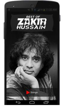 Best Of Ustad Zakir Hussain poster