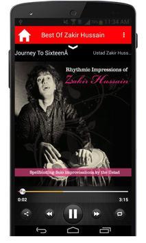 Best Of Ustad Zakir Hussain apk screenshot