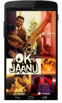 Ok Jaanu Hindi Movie Songs poster