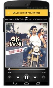 Ok Jaanu Hindi Movie Songs screenshot 1
