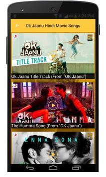 Ok Jaanu Hindi Movie Songs screenshot 2