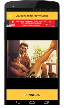 Ok Jaanu Hindi Movie Songs screenshot 7