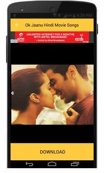 Ok Jaanu Hindi Movie Songs screenshot 5