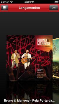 Sony Music screenshot 1