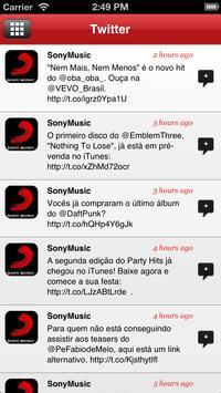 Sony Music screenshot 3