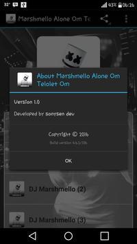 Marshmello Alone Om Telolet Om screenshot 3