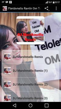 Marshmello Remix Om Telolet Om screenshot 4