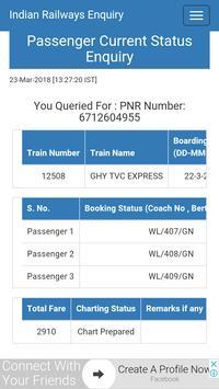 PNR Status screenshot 3