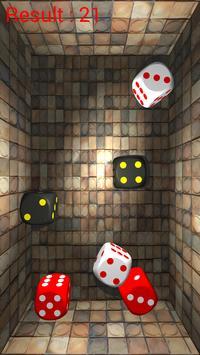 3D Dice App SooRender apk screenshot