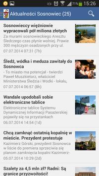 Sosnowiec screenshot 1