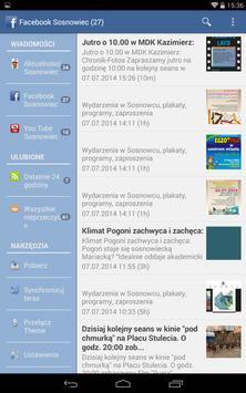 Sosnowiec apk screenshot
