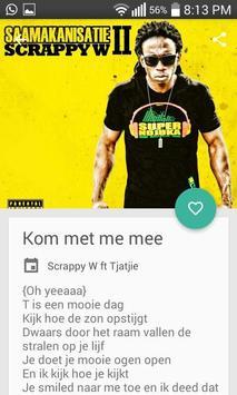 Sosolyrics screenshot 2