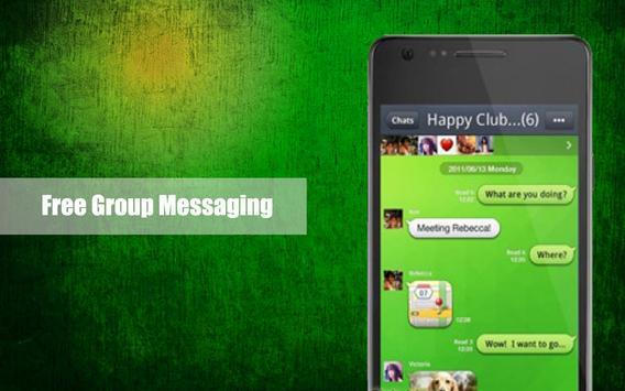 Free Line Calls Messeges Tips apk screenshot