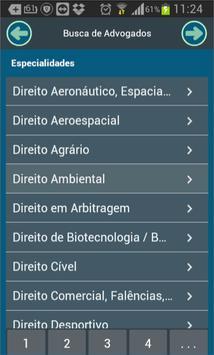 SOS Advogado screenshot 1