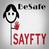 BeSafe : Women Safety icon