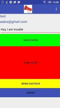 BeSafe : Women Safety apk screenshot