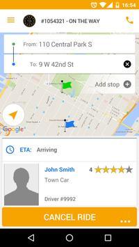 Taxi Sosua Cabarete apk screenshot