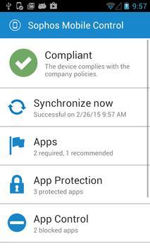 Sophos Samsung Plugin poster