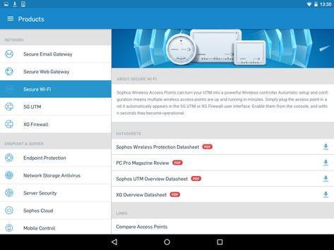 Sophos Partners App 2.0 apk screenshot