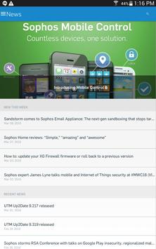 Sophos Partners App apk screenshot