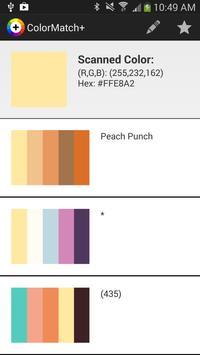 ColorMatch+ screenshot 2