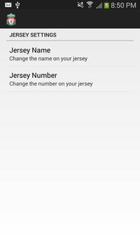 Liverpool Jersey Creator screenshot 2