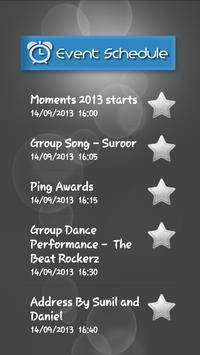 Moments 13 apk screenshot
