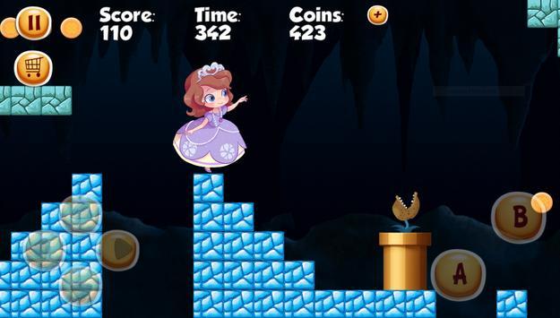 Princess Sofia Ru City Adventures apk screenshot