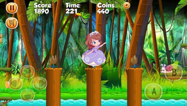 Princess Sofia Ru City Adventures poster