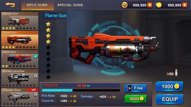 Metal Squad: Shooting Game apk imagem de tela