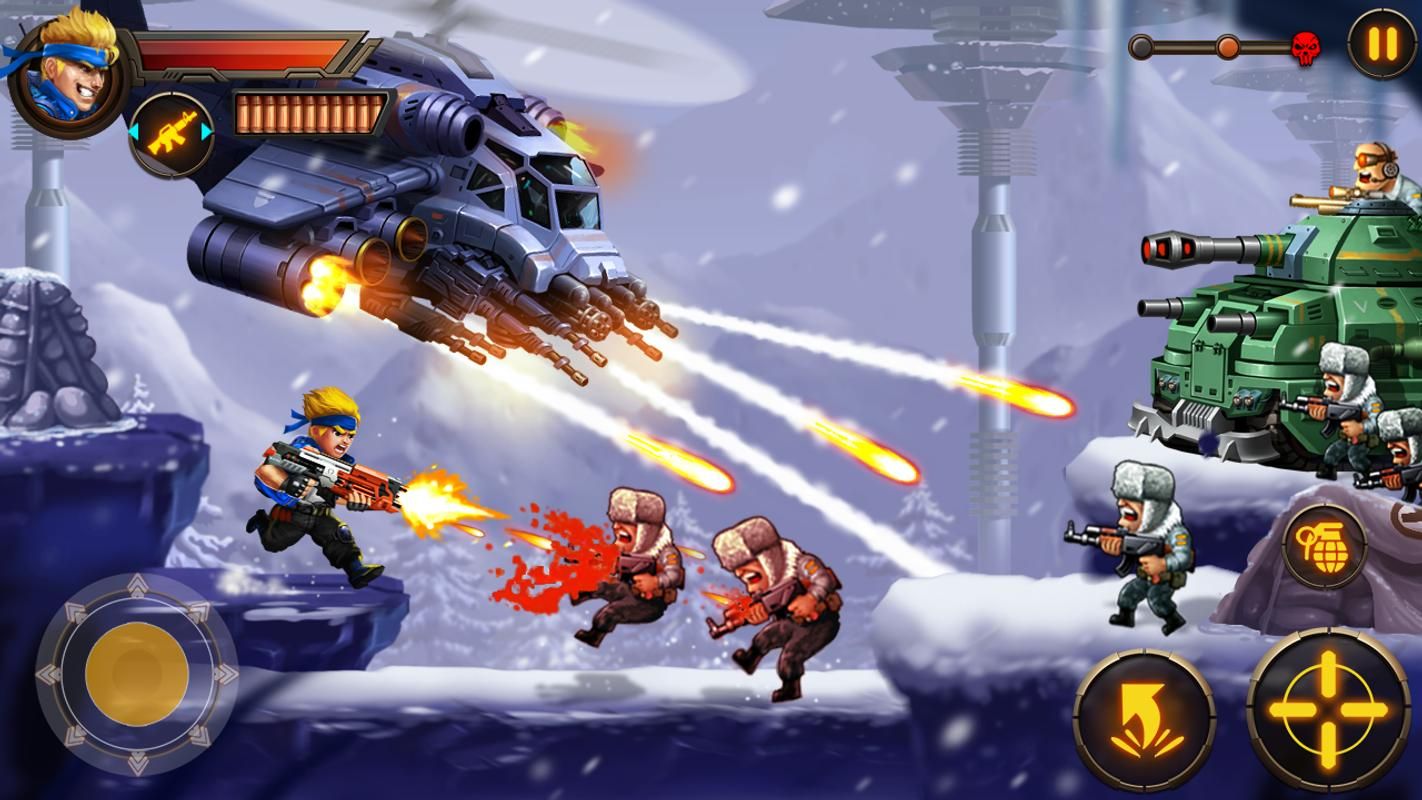 Metal Squad for Android - APK Download