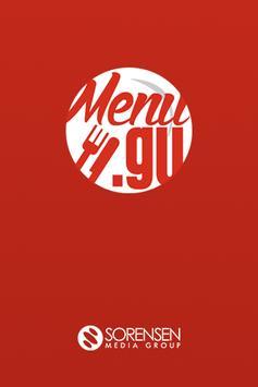 Menu.GU poster