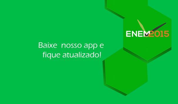 ENEM apk screenshot