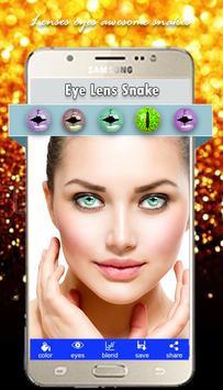 Change Color Eye Lens poster