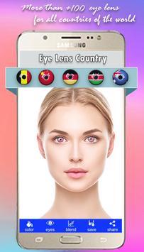 Change Color Eye Lens apk screenshot