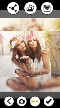 Collage Flower Photo Maker poster
