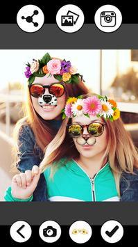 Collage Flower Photo Maker apk screenshot