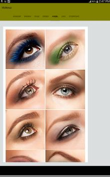 Makeup Eye - Cosmetic Eyes screenshot 14