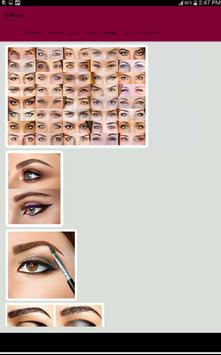 Makeup Eye - Cosmetic Eyes screenshot 15
