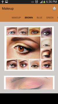 Makeup Eye - Cosmetic Eyes screenshot 16