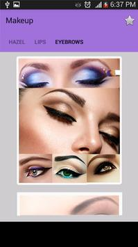 Makeup Eye - Cosmetic Eyes screenshot 3