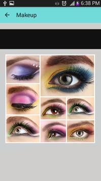 Makeup Eye - Cosmetic Eyes screenshot 4