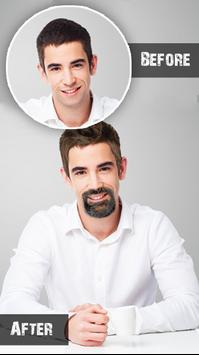 Men Styles Mustache and Hair poster