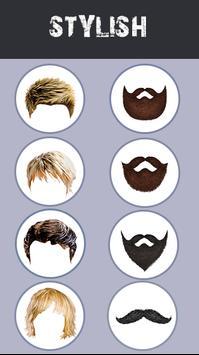 Men Styles Mustache and Hair apk screenshot