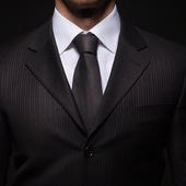 Stylish Man Suit Photo Cam icon