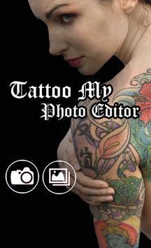 Tattoo My Photo Editor poster