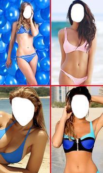 Women Bikini montage Suit ♥ screenshot 7