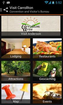 Visit Carrollton poster